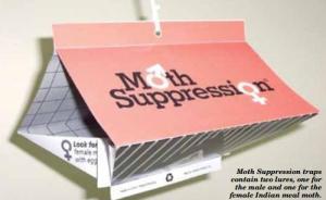 Moth Suppression