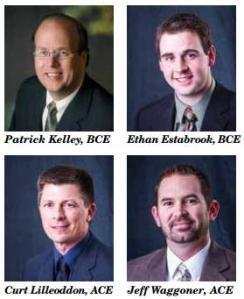 Four new certified entomologists